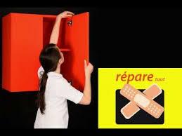 reparation armoire de cuisine comment réparer une charnière de meuble avec nicolle