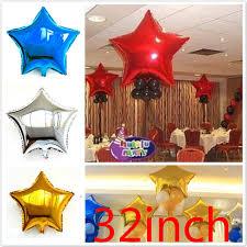 party supplies wholesale aliexpress buy wholesale 10pcs lot 32inch big foil