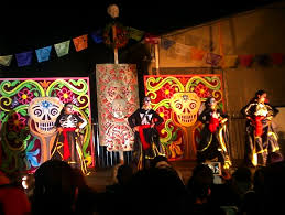Dia De Los Muertos Pictures Day Of The Dead Events In L A For The Entire Family Discover