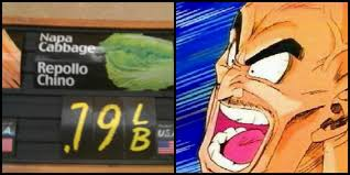 Nappa Meme - nappa cabbage meme by piethis memedroid