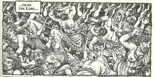 on robert crumb u0027s the book of genesis illustrated genesis chapter