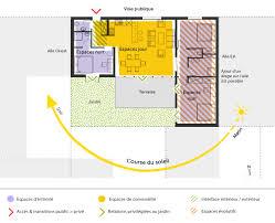 plan plain pied 3 chambres plan maison de plain pied 100 m avec 3 chambres ooreka