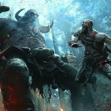 god of war makes it way on this list as great gory game of course