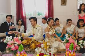 mariage cambodgien mariage traditionnel cambodgien roselyne victor my cultural