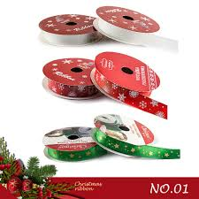 online buy wholesale christmas printed ribbon from china christmas