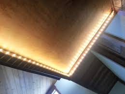 under cabinet led strip photos of residential and comercial electrical work in montana