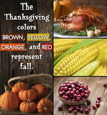 the symbols and colors of thanksgiving with their meaning thanksgiving