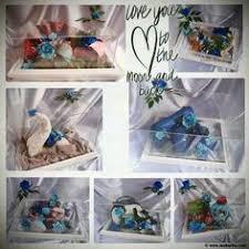 wedding gift indonesia blue wedding gift boxes seserahan seserahan indonesia