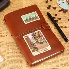 Mariyana notebook travel journal diary book exercise composition