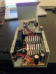 how to convert an atx power supply to a lab bench power supply