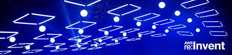 kinetic matrix installation by production club for aws re