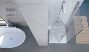 profili vasca da bagno cabina doccia con profili a muro f l a b
