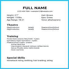 download beginner acting sample resume haadyaooverbayresort com