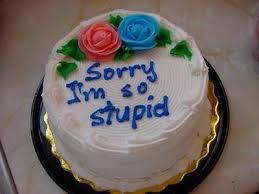 Meme Cake - image 501499 apology cakes know your meme