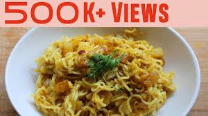 maggi cuisine how to prepare maggi noodles bachelors cuisine