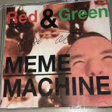 The Meme Machine - the meme machine red green meme machine cd album at discogs