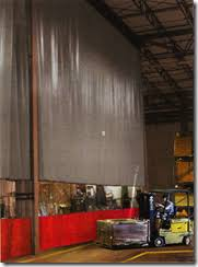 Industrial Curtain Wall Industrial Divider Curtains Akon U2013 Curtain And Dividers