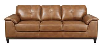 The Brick Leather Sofa Sofas And Sectionals Monterey California Coastal Home Furniture