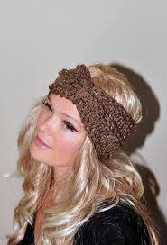 headband ear warmer cozy headband ear warmer pattern for winter womenitems