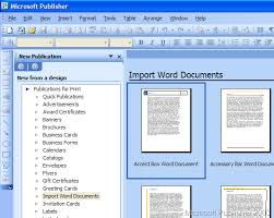 why microsoft publisher is a short document authoring solution