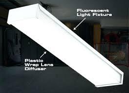 Ceiling Fluorescent Light Fixtures Charming Fluorescent Light Covers Wrap Around Ceiling Light Covers