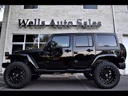 orange jeep wrangler with black rims custom jeeps for sale near warrenton va lifted jeeps for sale in