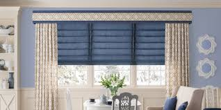 Drapes Lowes Curtain U0026 Blind Lovely Bali Roman Shades For Elegant Window