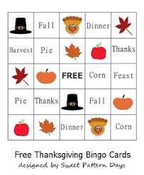 printable thanksgiving bingo by bigdandme on etsy 2 50