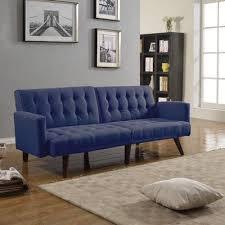madison home tufted sofa madison home usa mid century convertible sofa products