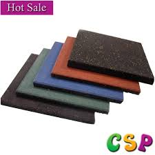 Recycled Rubber Patio Tiles by Non Toxic Durable Elastic Gym Rubber Tile Rubber Floor Tile Buy