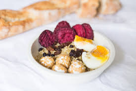 recette cuisine vegetarienne assiette végétarienne gourmande au quinoa dollyjessydollyjessy