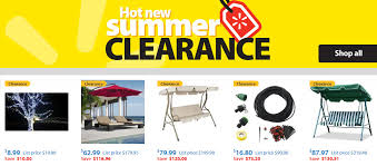 Patio Furniture Clearance Sale Free Shipping by Huge Walmart Summer Patio U0026 Garden Clearance Sale U2022 Swaggrabber