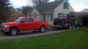 2013 ford f150 5 0 towing capability 5 0l towing report almost 7 000 pounds ford f150 forum