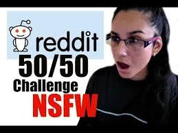 Challenge Reddit Disgusting Challenge Reddit 50 50 Challenge Reddit 50 50
