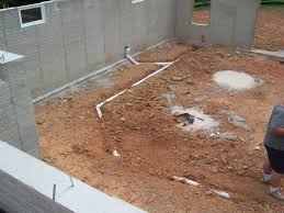 basement plumbing home interior ekterior ideas