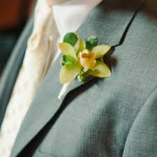 Orchid Boutonniere Boutonnieres Foxgloves Flowers Victoria Bc Florist