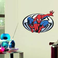 superhero home decor spiderman wall decor wall decoration ideas