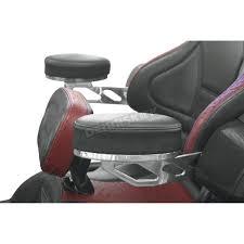rivco adjustable passenger armrests gl18094 motorcycle goldwing