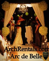 wedding chuppah rental real weddings arc de wedding arch canopy rental