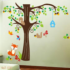 kids room new style dinosaurs 3d stereo wall stickers 3 styles kids room the hot wall stickers for kids bedrooms the little forest animals throughout kids