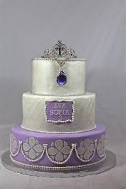 165 best princess sofia cakes party ideas images on pinterest