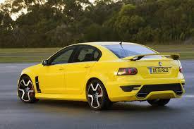 vauxhall yellow vauxhall u0027s vxr8 is the latest pontiac g8 cousin we won u0027t get lsx