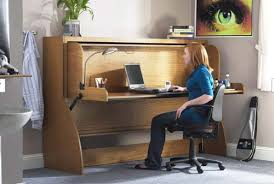 Desk Turns Into Bed Home Design Magnificent Bed That Turns Into A Desk 111608 1 Home