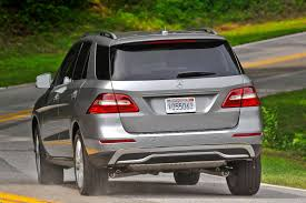 2014 mercedes ml350 review 2013 mercedes m class overview cars com