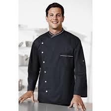 bragard veste de cuisine de cuisine grise cooking bragard