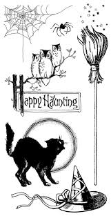 halloween graphic art 32 best graphic 45 happy haunting images on pinterest graphic 45