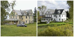 Where Is The Rushmead Historic House by Renovating An Old House Before And After Pictures Of Home