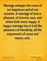 Happy Marriage Meme - joseph addison marriage quotes quotehd