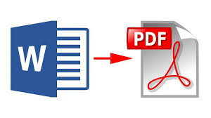 Convert Pdf To Word How To Convert Microsoft Word Documents To Pdf Tech Advisor