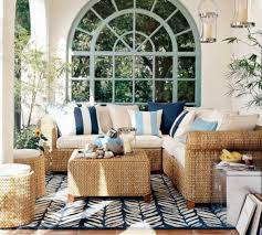 Seagrass Sectional Sofa Sectional Sofas Home Decorations Ideas Decorating And Design